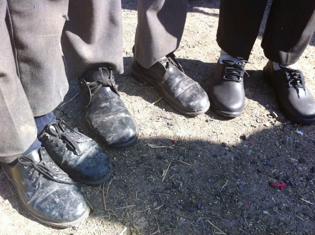 khulusa school 6 - changing the footptint of africas children